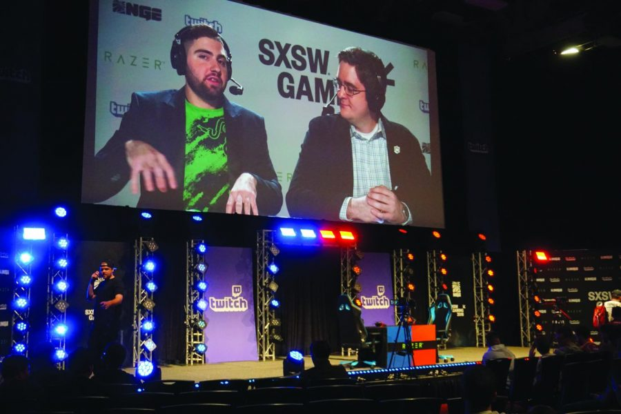 Mobile gamers make it big at SXSW