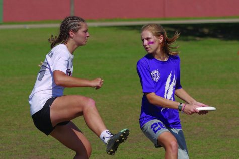 Girls volleyball, approaching playoffs, beaten out of audience by football