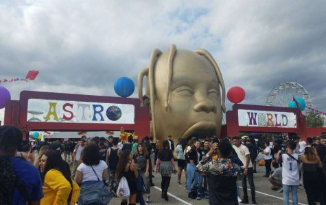 Hype takes off from Astroworld