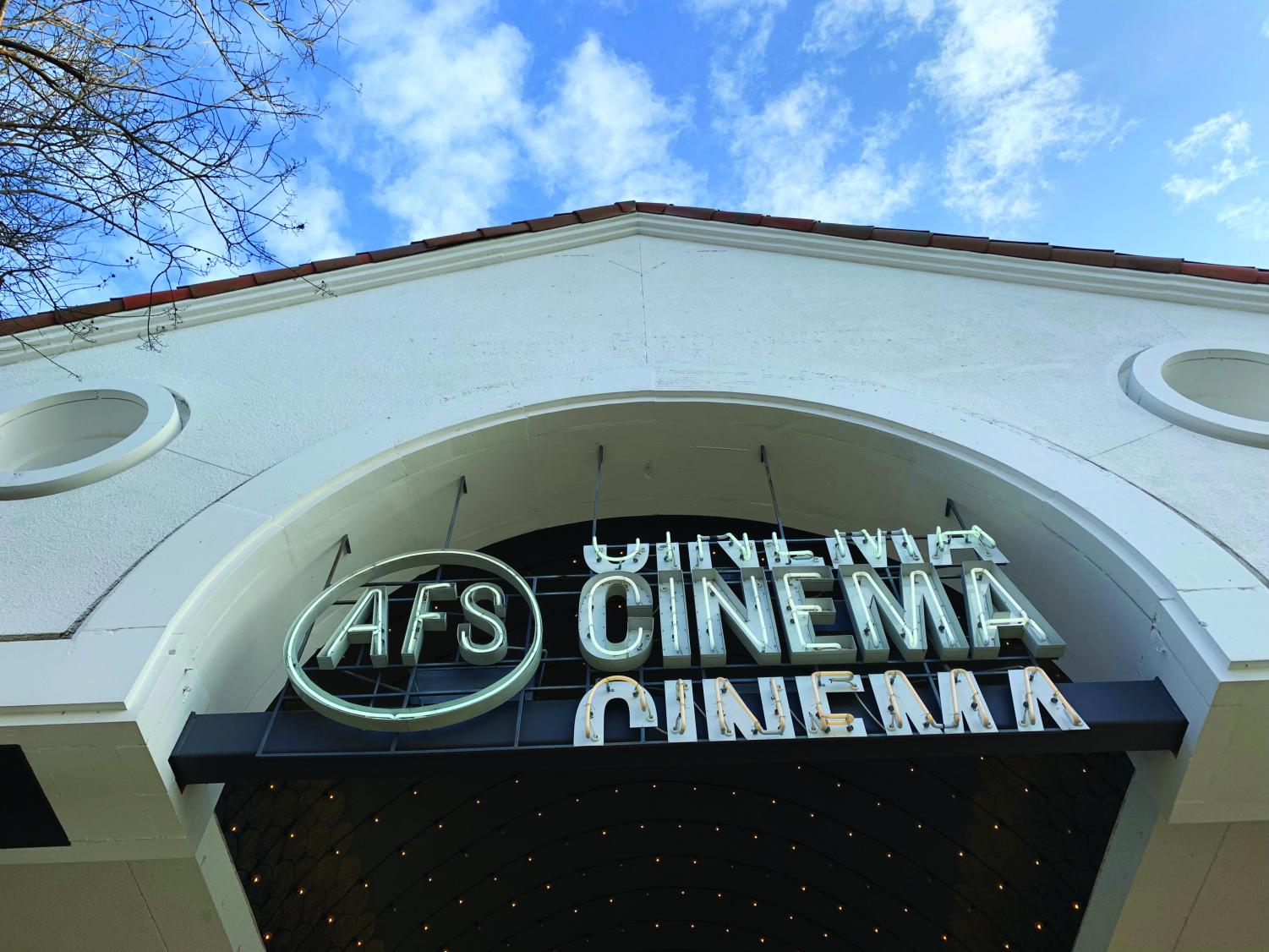 Austin Film Society (AFS), located in North Austin, is a nonprofit cinema started by Austin based director Richard Linklator. The cinema screens a variety of modern and classic films. photo by Helena Lara