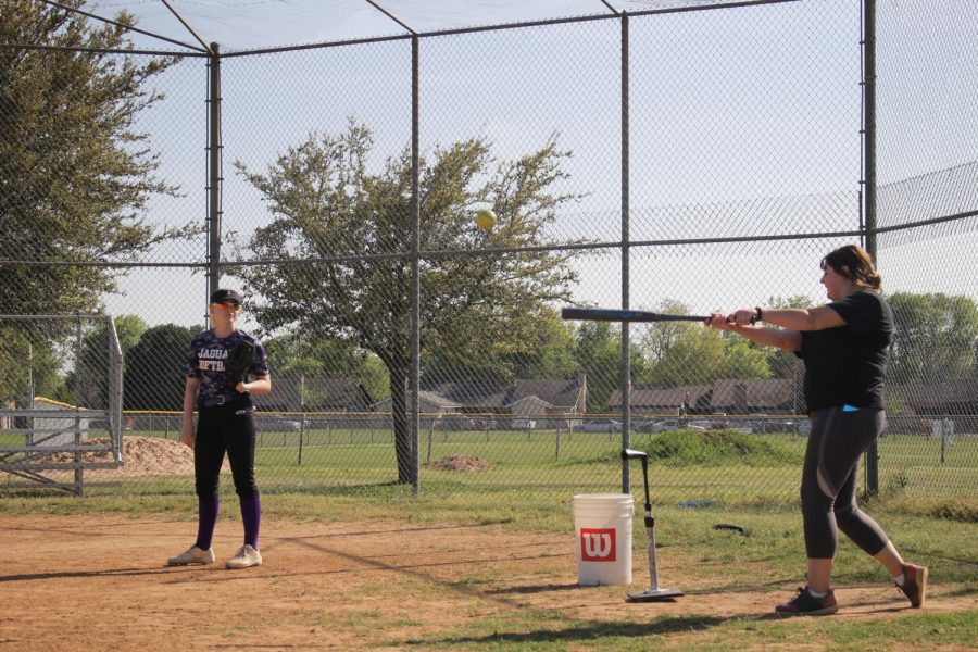 New talent takes the field for softball