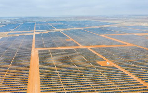 7X Energy's solar project, photo courtesy of Ken Oltman