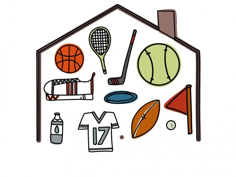 Highschool+Athletes+Amid+Coronavirus