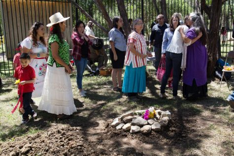 Ancestral Remains Returned to the Miakan-Garza Band