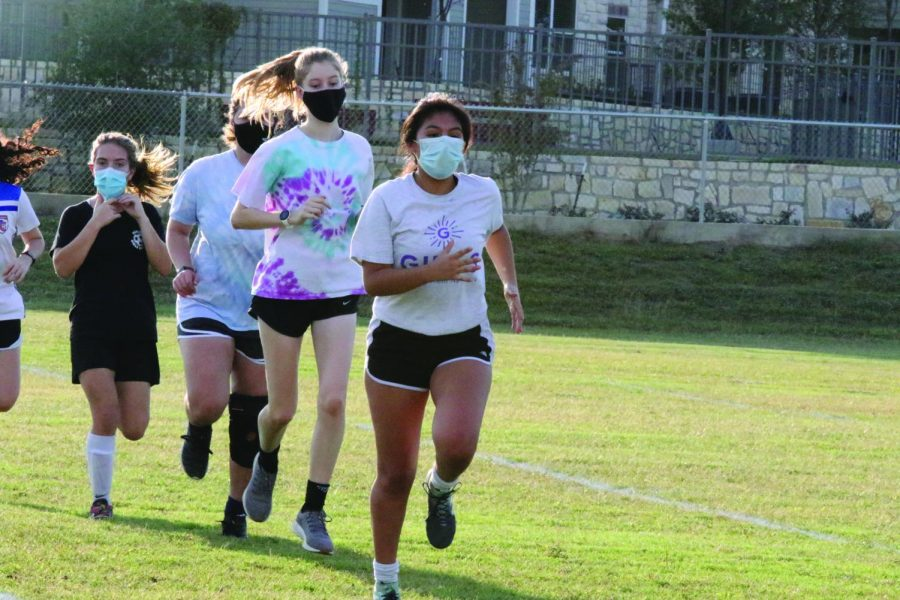 Girls Soccer Team Gets a Kick Out Of First Ever Preseason
