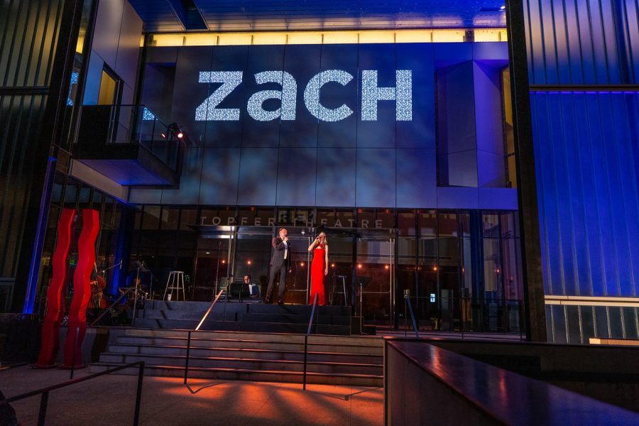 ZACH is Back with Socially-Distanced Shows